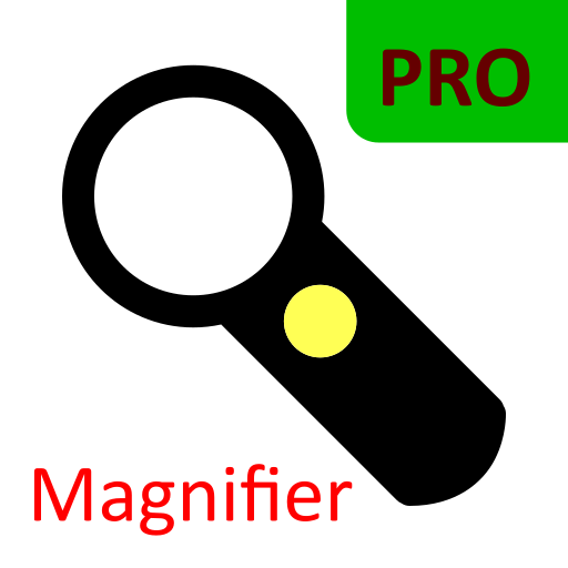 Flash to Torch - The best magnifying glass with light